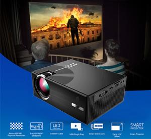 Portable Home Cinema Projector, Best Portable Projector For