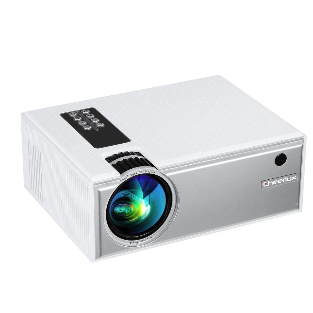 C8 LED Home Projector